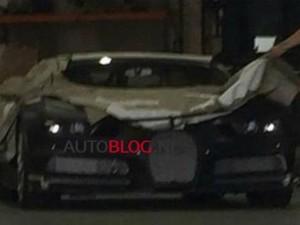 Tư vấn - Siêu phẩm mới Bugatti Chiron lần đầu lộ ảnh