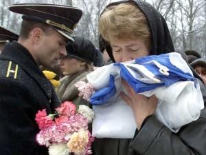 Thế giới - Nga tưởng niệm 15 năm thảm họa nổ tàu ngầm nguyên tử Kursk