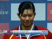 Thể thao - Ánh Viên giành HCB 400m hỗn hợp Cúp Thế giới