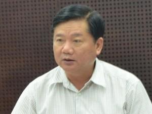 """Tài chính - Bất động sản - Bộ trưởng Thăng: """"Yêu cầu chủ đầu tư phải có tiền"""""""