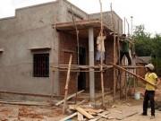 Ngân hàng - Mỗi hộ nghèo được vay 25 triệu đồng để xây, sửa nhà
