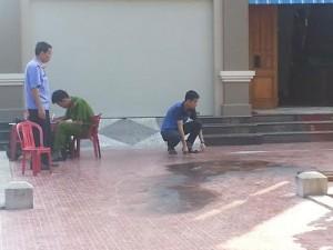 An ninh Xã hội - Nghệ An: Tạm giữ hai vợ chồng nghi tưới xăng đốt em dâu