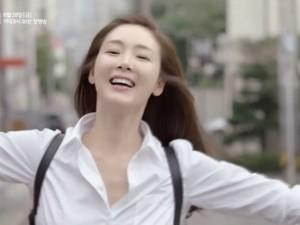 41 tuổi, Choi Ji Woo vẫn ngọt ngào với vai nữ sinh