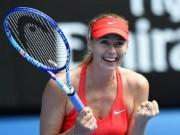 Thể thao - Sharapova lần thứ 11 vô địch kiếm tiền thể thao nữ