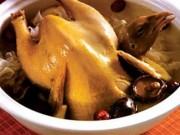 Ẩm thực - Bật mí 3 công thức hầm gà thuốc bắc thơm ngon, bổ dưỡng
