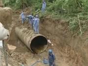 Bản tin 113 - Đường ống nước sạch sông Đà lại vỡ lần thứ 13