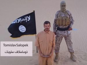 Tin tức trong ngày - IS xác nhận đã chặt đầu con tin người Croatia