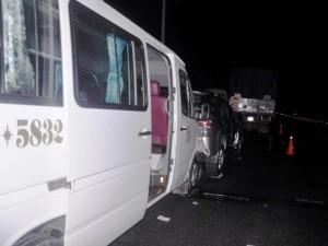 Tin tức Việt Nam - 4 ô tô gặp nạn trên cao tốc TP.HCM – Trung Lương, hành khách khóc thét