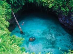Du lịch - Thẫn thờ trước 12 hồ bơi tự nhiên đẹp nhất thế giới