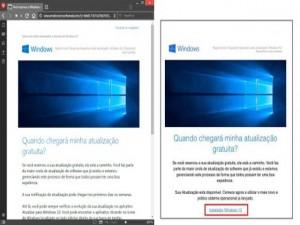 """Công nghệ thông tin - Coi chừng bị dính mã độc khi nôn nóng """"lên đời"""" Windows 10"""