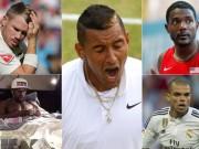 """Các môn thể thao khác - """"Trai hư"""" Kyrgios và 9 VĐV bị ghét nhất thế giới"""