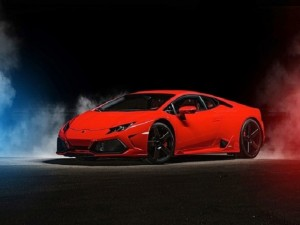 Ô tô - Xe máy - Đã mắt với phiên bản Lamborghini Huracan độ