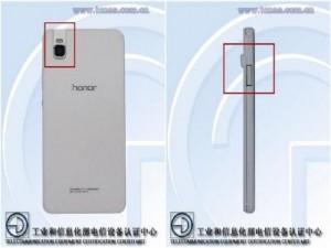 Điện thoại - Huawei Honor 7i với thiết kế ống kính trượt sắp trình làng
