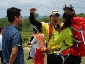 Trương Nam Thành - Hải Băng dẫn đầu Cuộc đua kỳ thú