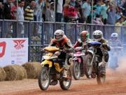 Các môn thể thao khác - Kịch tính đến nghẹt thở giải đua xe lớn nhất Việt Nam