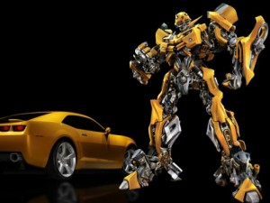 Video: Transformers biến hình ngoài đời thực