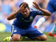 Video bóng đá hot - Diego Costa ngã vật, đòi phạt đền cho Chelsea