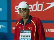 Thể thao - Ánh Viên đoạt HCĐ 400m hỗn hợp World Cup Paris