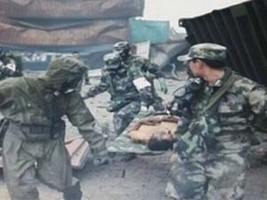Tin tức trong ngày - Giải cứu người sống sót 3 ngày sau vụ nổ Thiên Tân