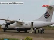 Video An ninh - Indonesia: Máy bay chở 54 người mất tích