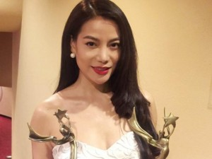 Trương Ngọc Ánh đoạt giải tại LHP thế giới