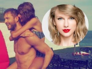 Sao ngoại-sao nội - Taylor Swift và bạn trai được trả 220 tỷ để chụp ảnh đồ lót