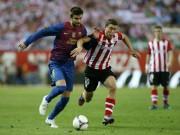 Bóng đá - Thóa mạ trọng tài, Pique có thể bị treo giò kỷ lục