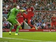 Video bóng đá hot - Luật việt vị mới: Liverpool ghi bàn không hợp lệ