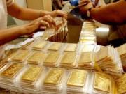 Tài chính - Bất động sản - Doanh nghiệp tăng mạnh giá mua vàng