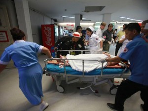 Tin tức trong ngày - Một nữ du khách Việt bị thương trong vụ nổ bom ở Thái Lan?