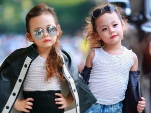 Bạn trẻ - Cuộc sống - Bé gái 5 tuổi sành điệu như hot girl