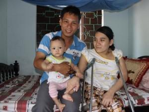 Tình yêu - Giới tính - Chuyện chàng trai đòi tuyệt thực cưới cô gái khuyết tật