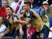 """Bóng đá Ngoại hạng Anh - Alexis Sanchez: """"Báu vật"""" đích thực của Arsenal"""