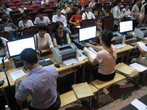 Giáo dục - du học - Rút –nộp hồ sơ: Không tỉnh táo, thí sinh sẽ trượt đại học