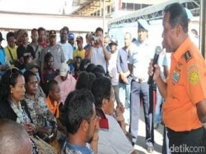 Máy bay Indonesia gặp nạn: Thời tiết làm khó đội cứu hộ