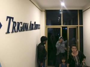 Đã tìm thấy máy bay chở 54 người mất tích ở Indonesia