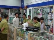 """Thị trường - Tiêu dùng - """"Chợ"""" dược phẩm lớn nhất Hà Nội bán hàng không nguồn gốc"""