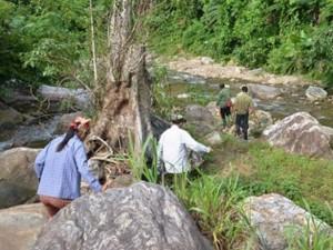 Tin tức trong ngày - Cận cảnh hành trình truy tìm hung khí vụ thảm sát Yên Bái