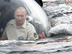 Tin tức trong ngày - Video Tổng thống Putin thám hiểm đáy Biển Đen