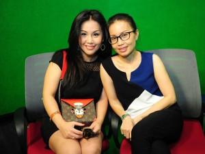 Minh Tuyết về nước cố vấn cho Cẩm Ly tại The Voice Kids