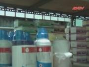 """Video An ninh - Đột kích cơ sở sản xuất thuốc thú y """"chui"""" ở TP.HCM"""