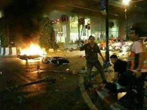 Đánh bom Bangkok: Nhận diện thêm 2 nghi phạm