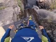 Điều chưa ai dám làm: Nhảy xuống vách đá cao 60m