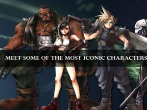 Sản phẩm mới - Game Final Fantasy VII đồ họa siêu đẹp có mặt trên iPhone