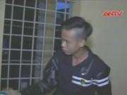 Video An ninh - Tàn cuộc nhậu, 9X cầm dao nhọn chặn đường trả thù