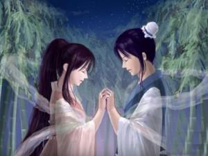Bạn trẻ - Cuộc sống - Câu chuyện tình yêu được nhắc đến nhiều nhất trong tháng cô hồn