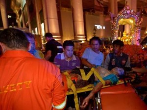 """Trung Quốc  """" nổi đóa """"  với giả thuyết người Duy Ngô Nhĩ đánh bom Bangkok"""
