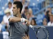 Djokovic - Goffin: Những phút  đau tim  (V3 Cincinnati)