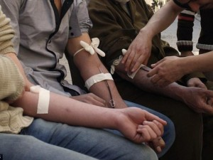 Tin tức trong ngày - Nhiễm HIV, 16 chiến binh IS bị bắt đánh bom tự sát