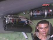 Bản tin 113 - Thanh niên tự chế bom, rủ bạn gái lên núi thử nghiệm